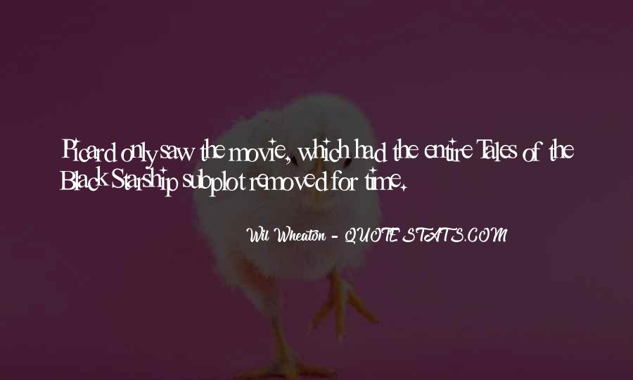 Quotes About Time Movie #143902