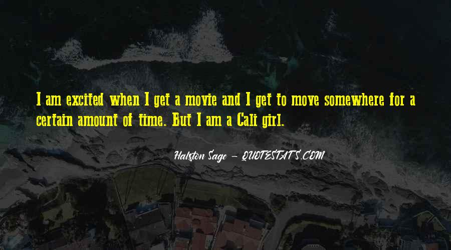 Quotes About Time Movie #19663