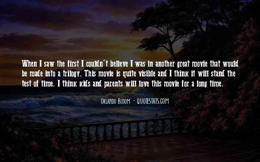 Quotes About Time Movie #260240