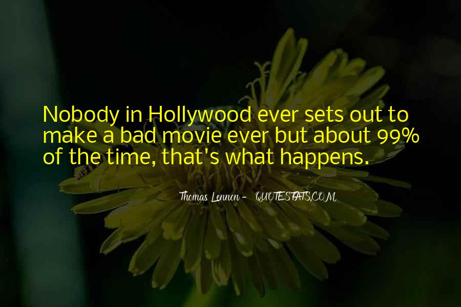 Quotes About Time Movie #290019