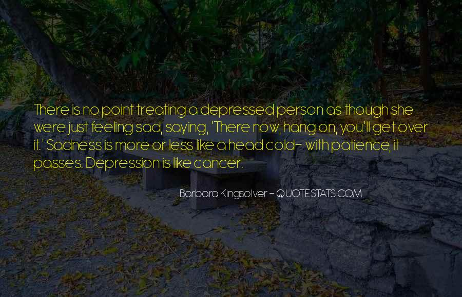 Quotes About Social Media And Depression #987981