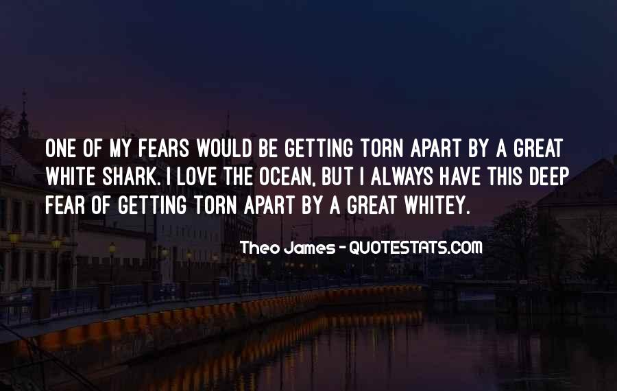 Quotes About Getting Torn Apart #544830