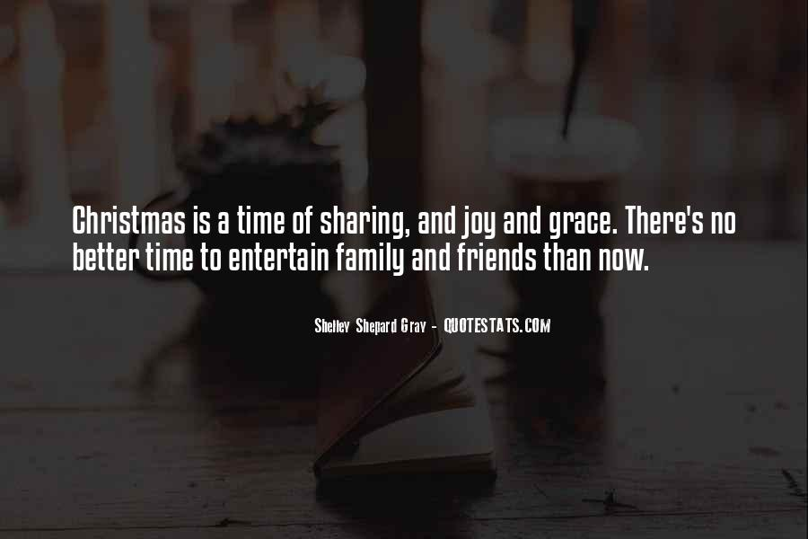 Quotes About Christmas Family And Friends #1294594