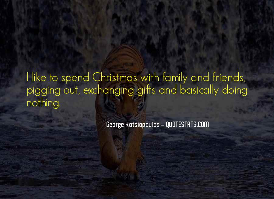 Quotes About Christmas Family And Friends #1398647