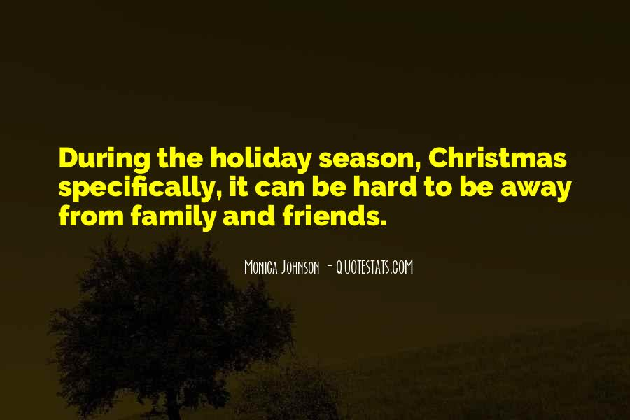 Quotes About Christmas Family And Friends #331587