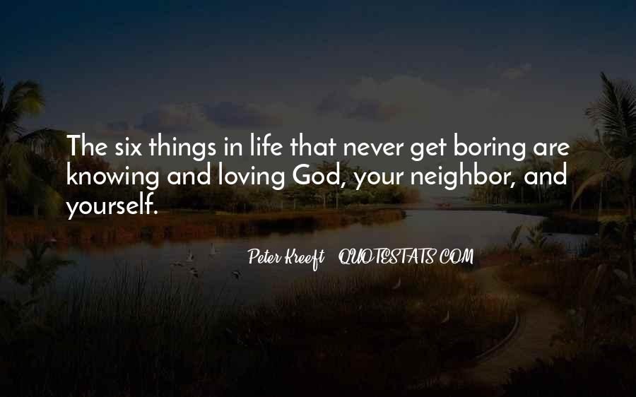 Quotes About Knowing Yourself And God #1320937