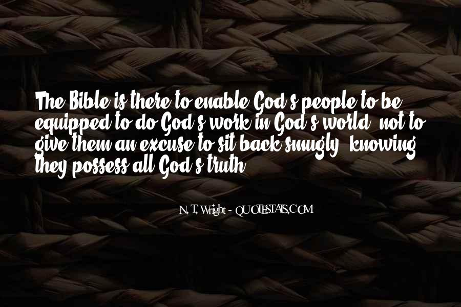 Quotes About Knowing Yourself And God #58221