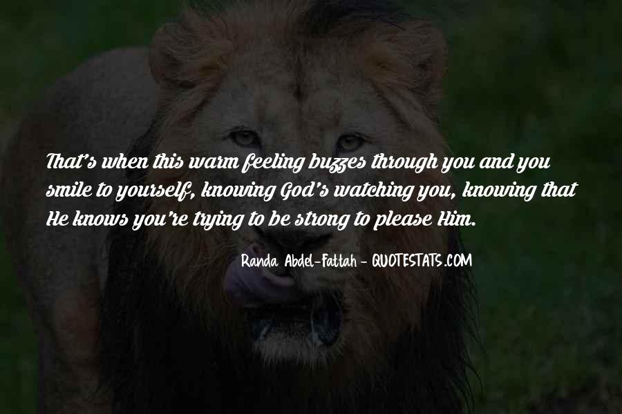 Quotes About Knowing Yourself And God #636421
