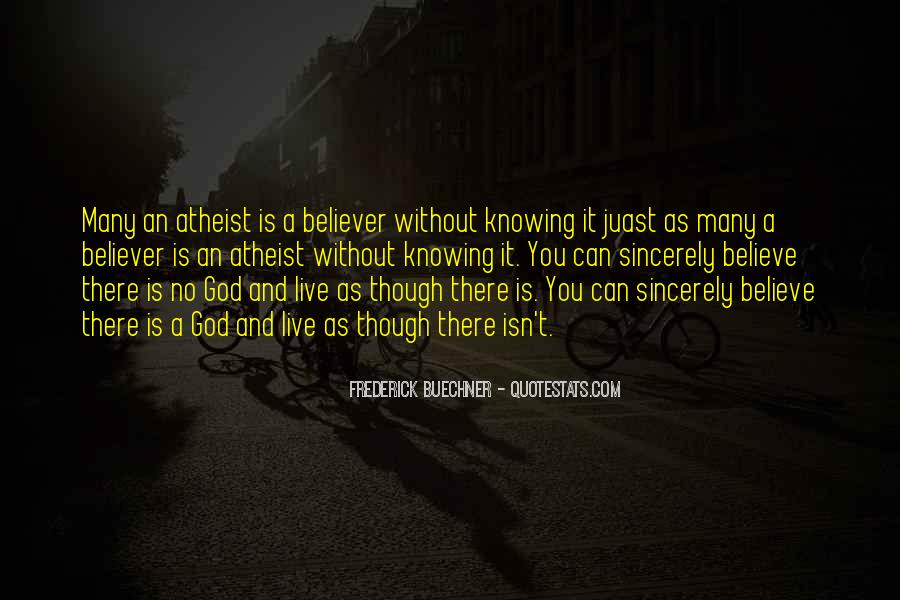Quotes About Knowing Yourself And God #64580