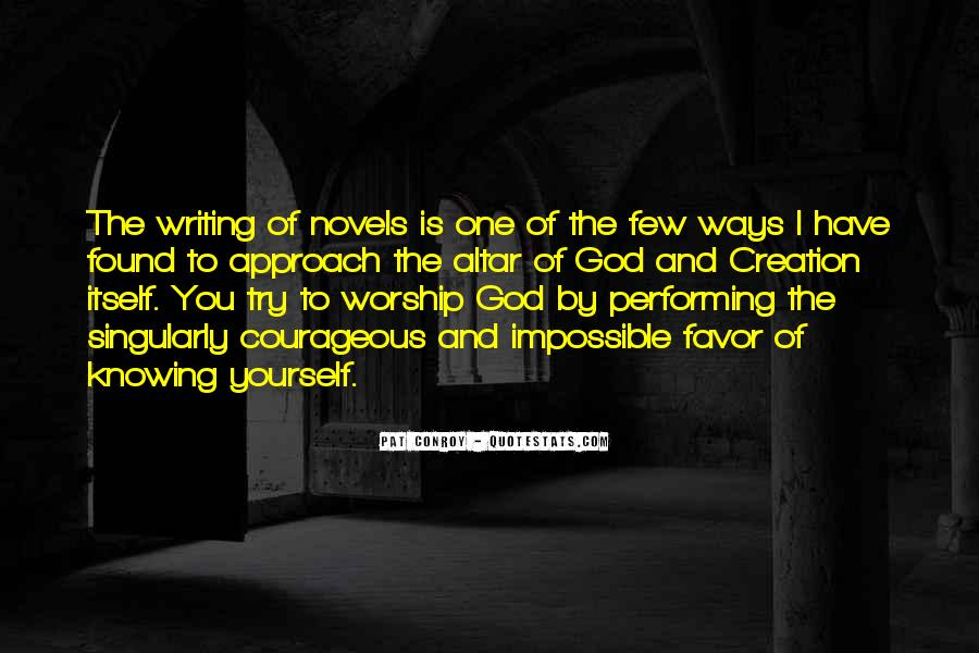 Quotes About Knowing Yourself And God #733158