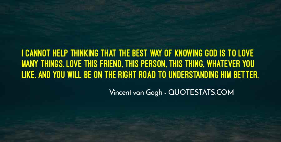 Quotes About Knowing Yourself And God #79886