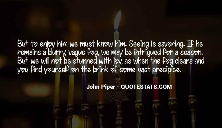 Quotes About Knowing Yourself And God #881147