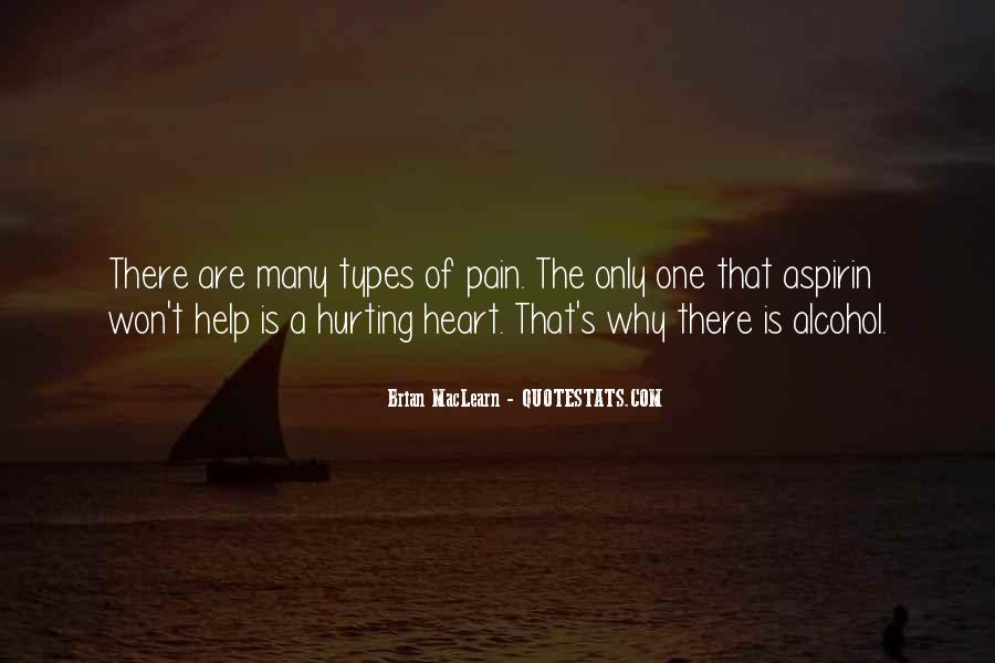 Quotes About Pain Of Love Lost #1015822