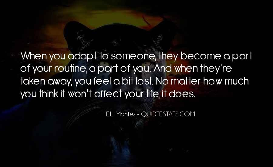 Quotes About Pain Of Love Lost #1198900