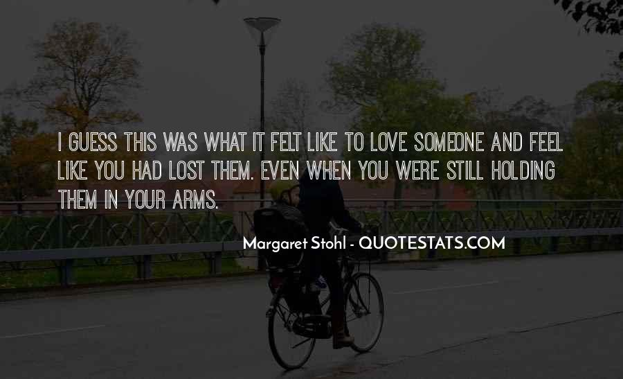 Quotes About Pain Of Love Lost #1778294