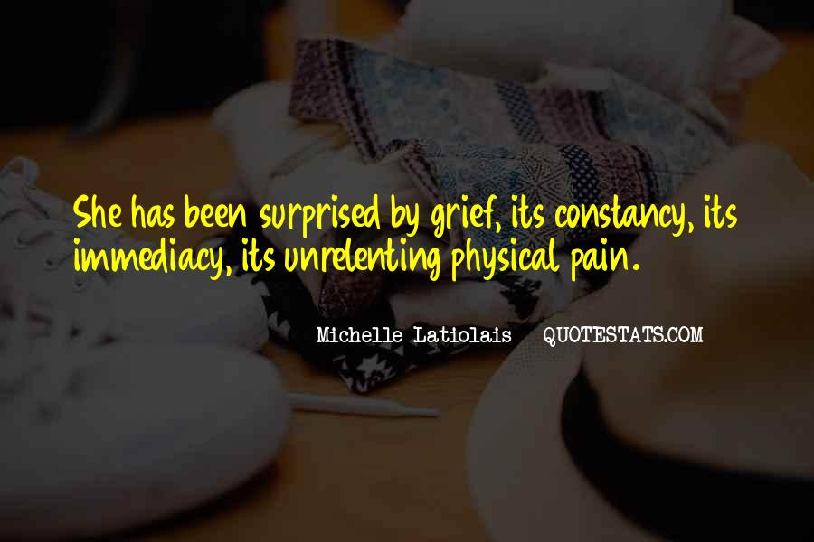 Quotes About Pain Of Love Lost #501643