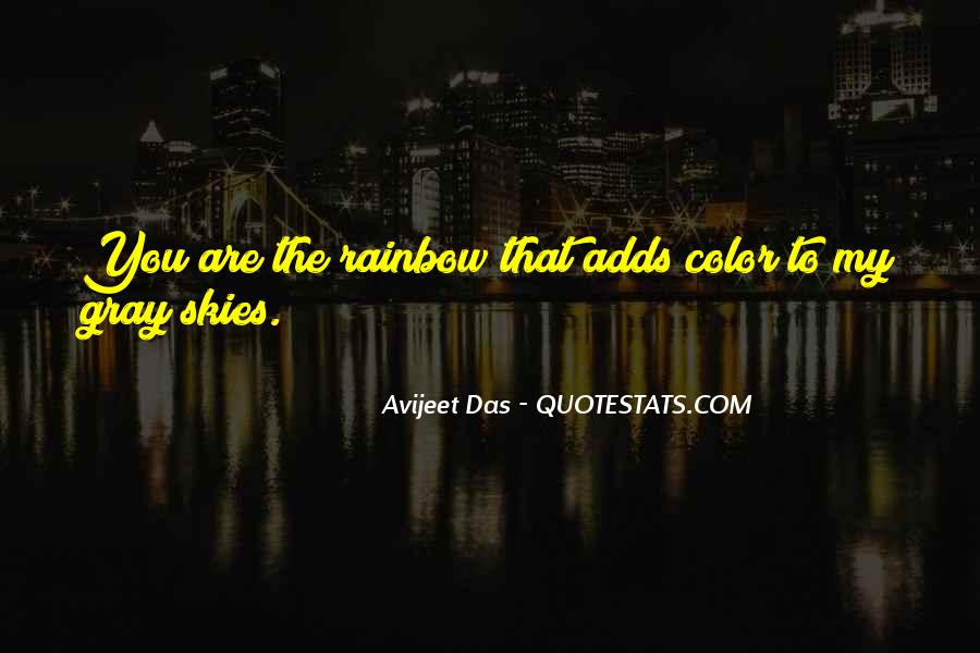 Quotes About Gray Skies #1215975