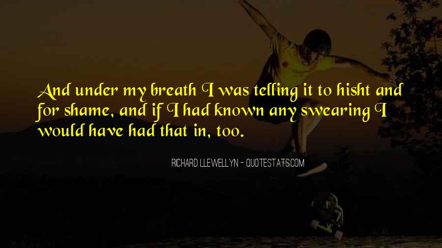 Quotes About Telling Someone It's Over #8102