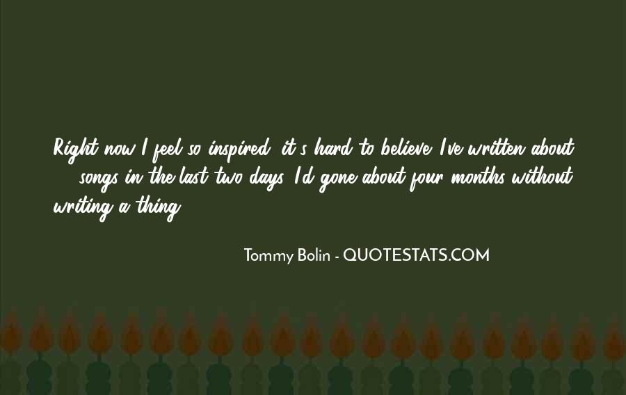 Quotes About Testing Limits #277997
