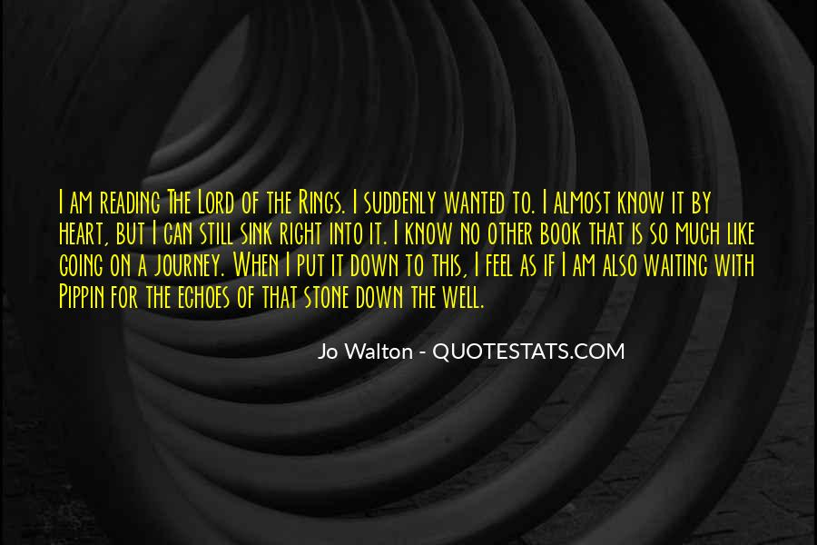 Quotes About Journey Tolkien #876908