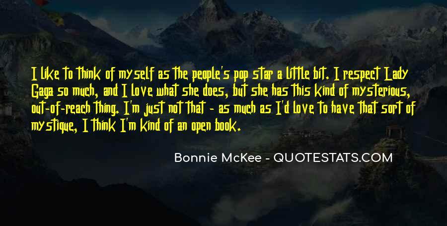 Quotes About Mystique #1081880