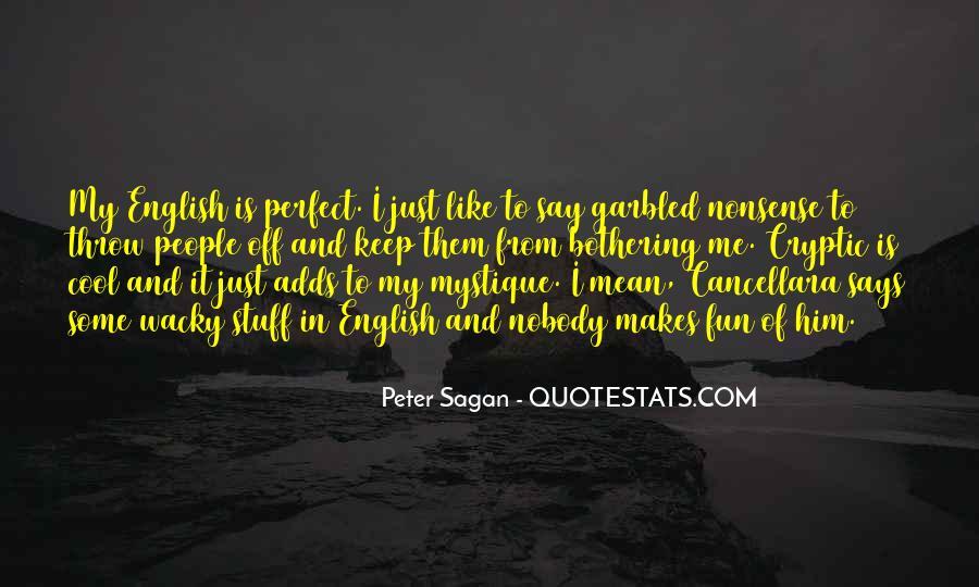 Quotes About Mystique #1175002