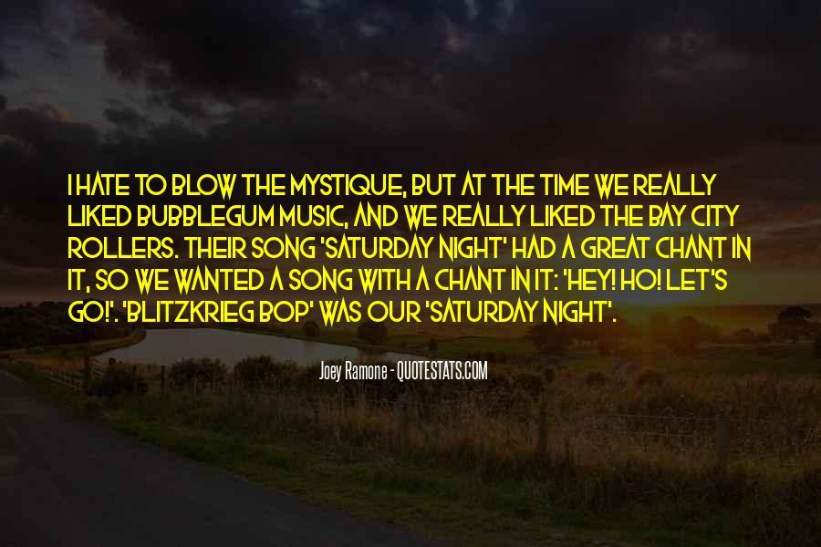 Quotes About Mystique #1489512