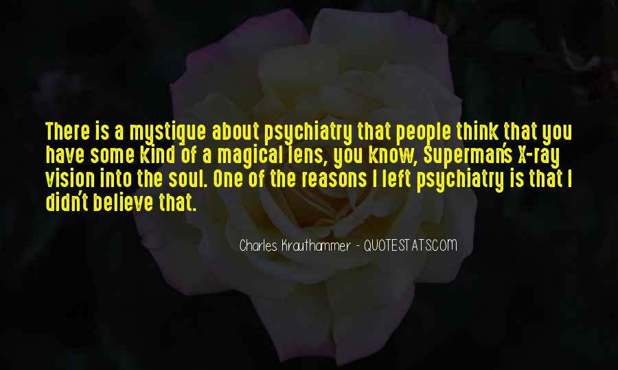 Quotes About Mystique #1774076