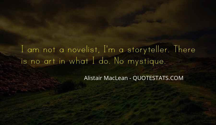 Quotes About Mystique #341832