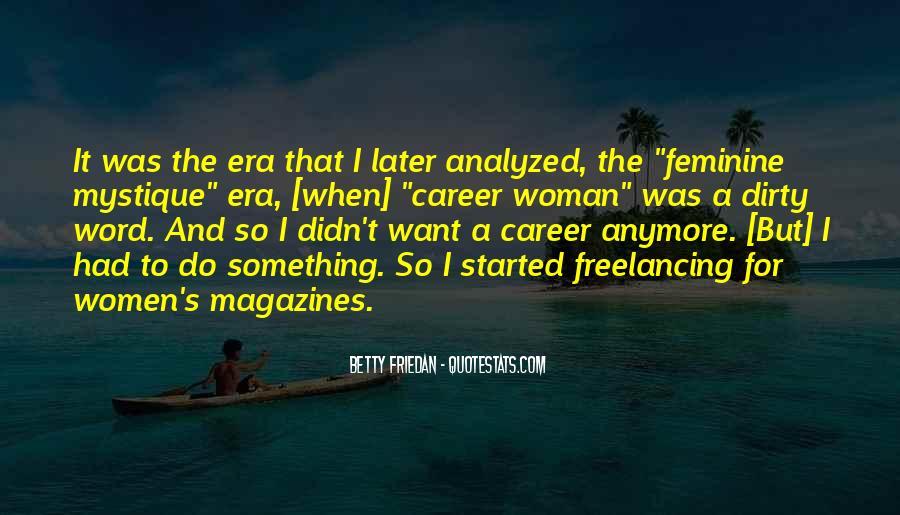 Quotes About Mystique #483620