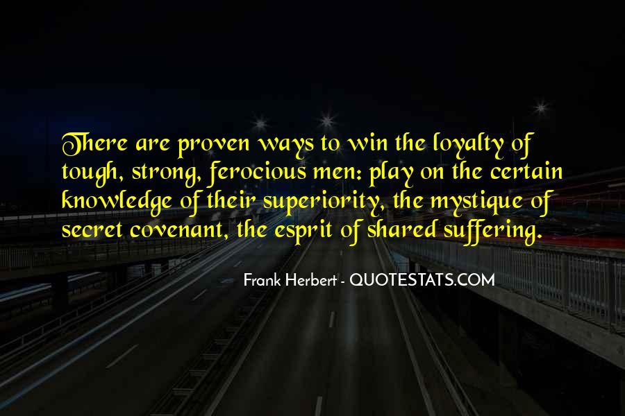 Quotes About Mystique #724998