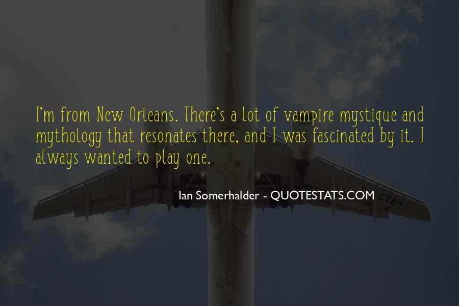 Quotes About Mystique #827088