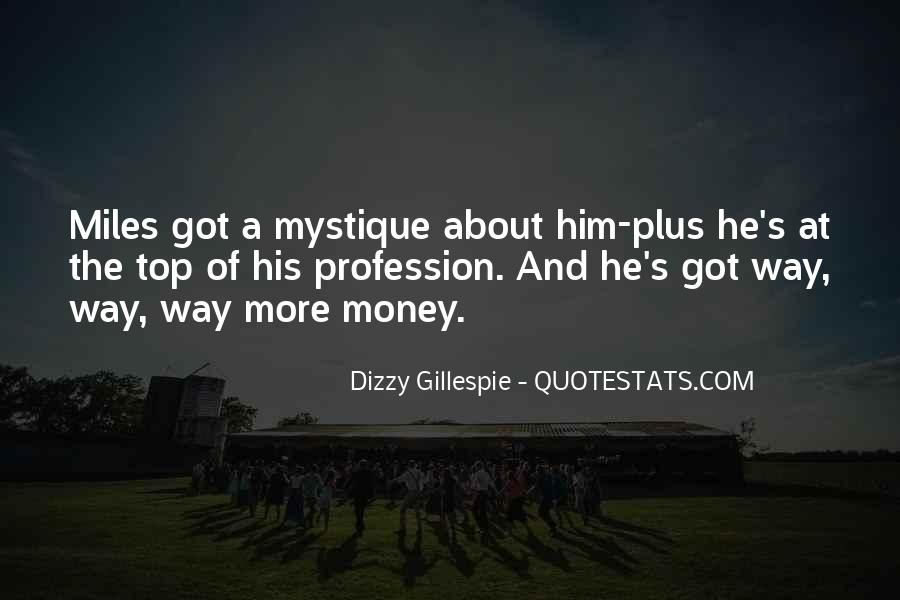Quotes About Mystique #829679