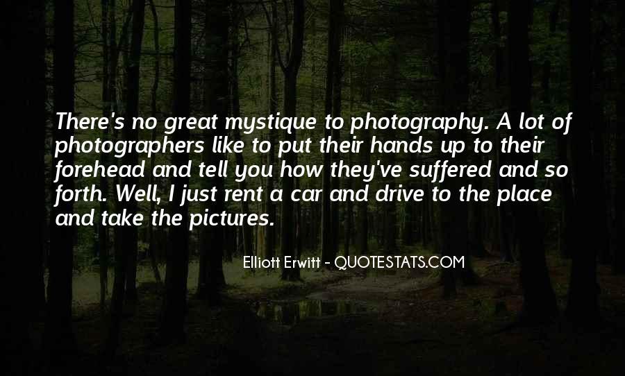 Quotes About Mystique #837869