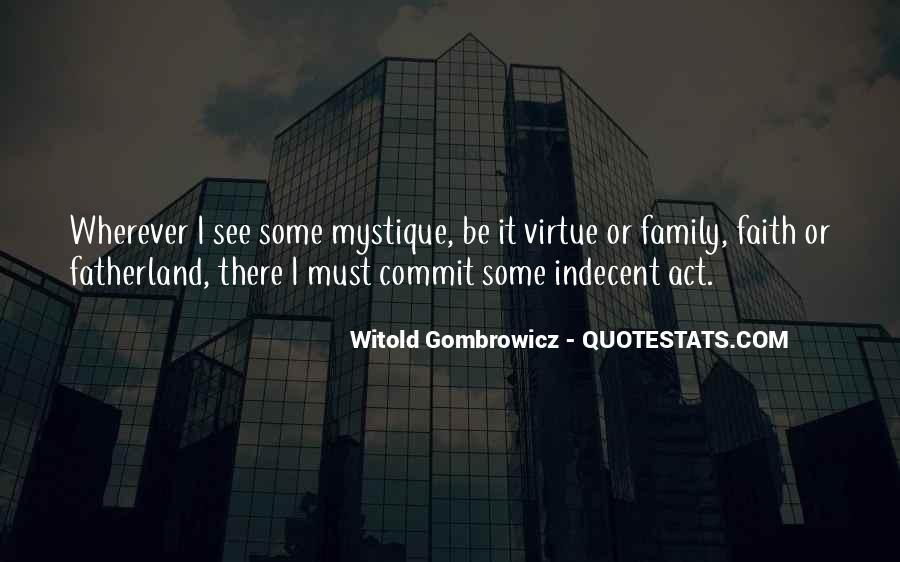 Quotes About Mystique #923513