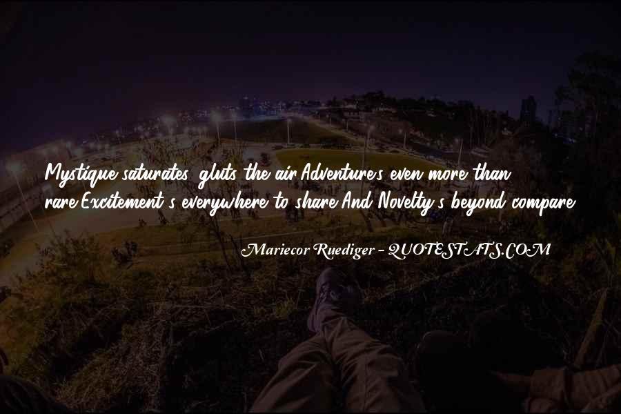 Quotes About Mystique #991843