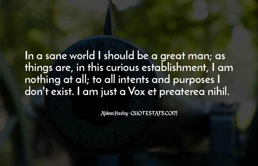 Quotes About Meaning And Purpose Of Life #457658