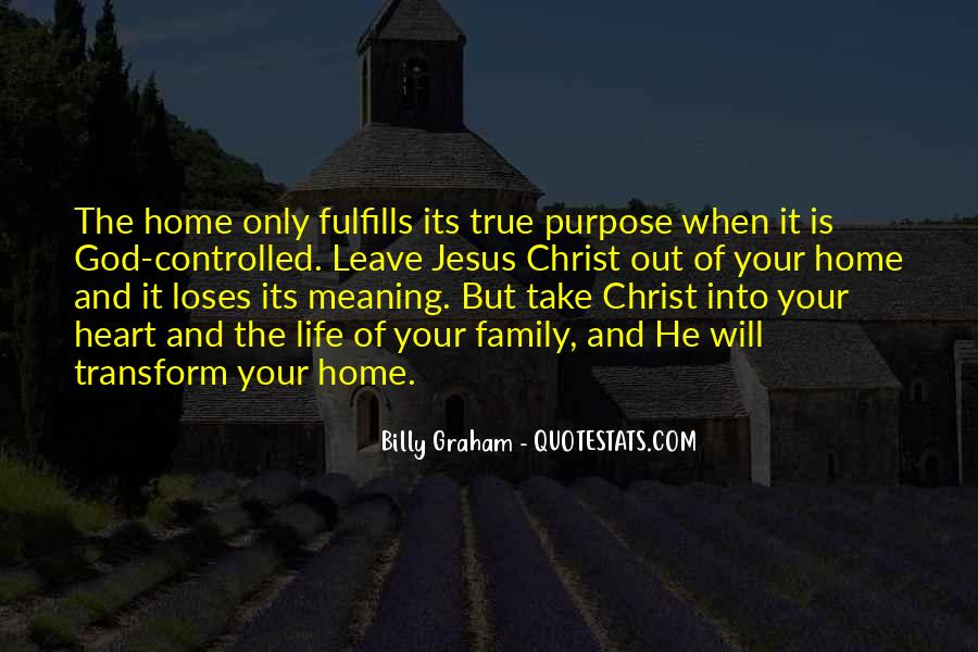 Quotes About Meaning And Purpose Of Life #968367