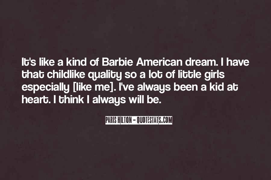 Quotes About Barbie Girl #1400180
