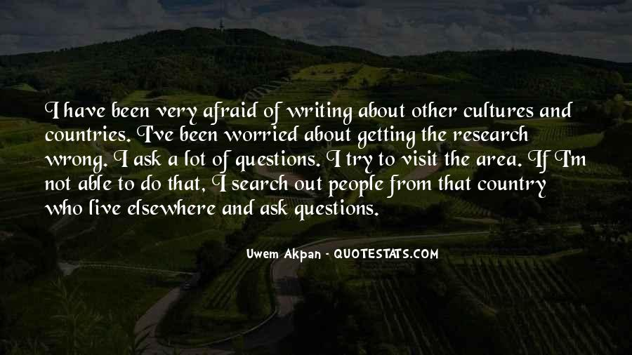Quotes About Other Cultures #117917