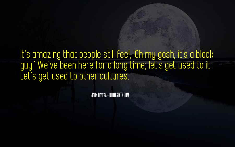 Quotes About Other Cultures #171142