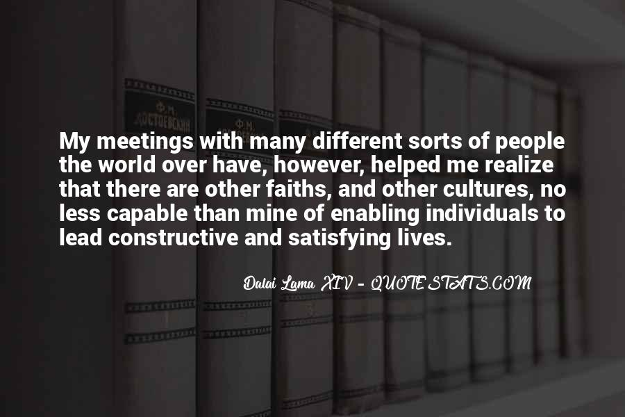 Quotes About Other Cultures #196541