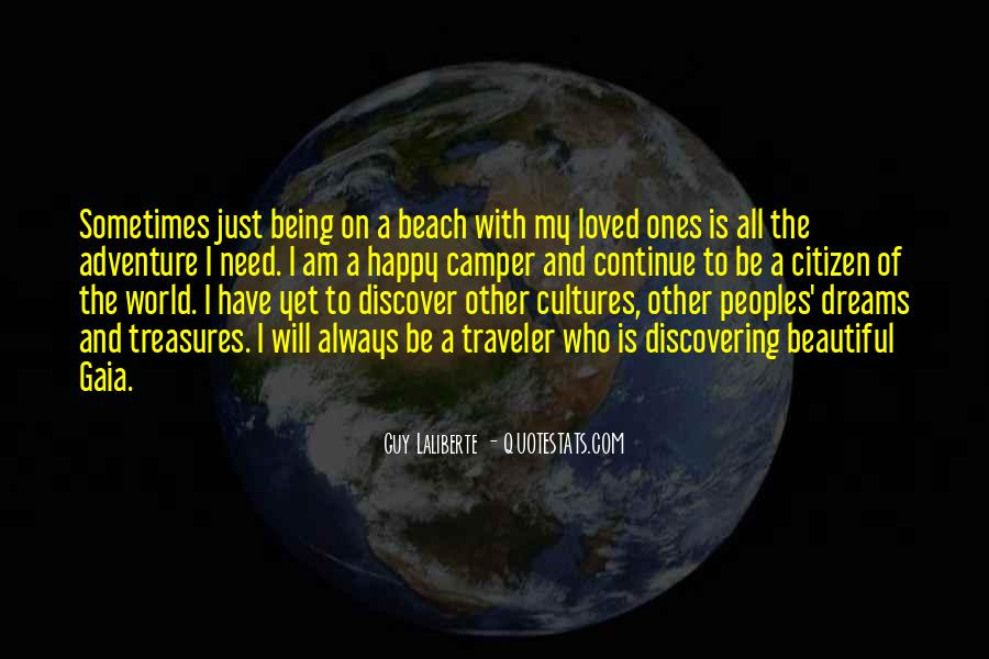 Quotes About Other Cultures #490614