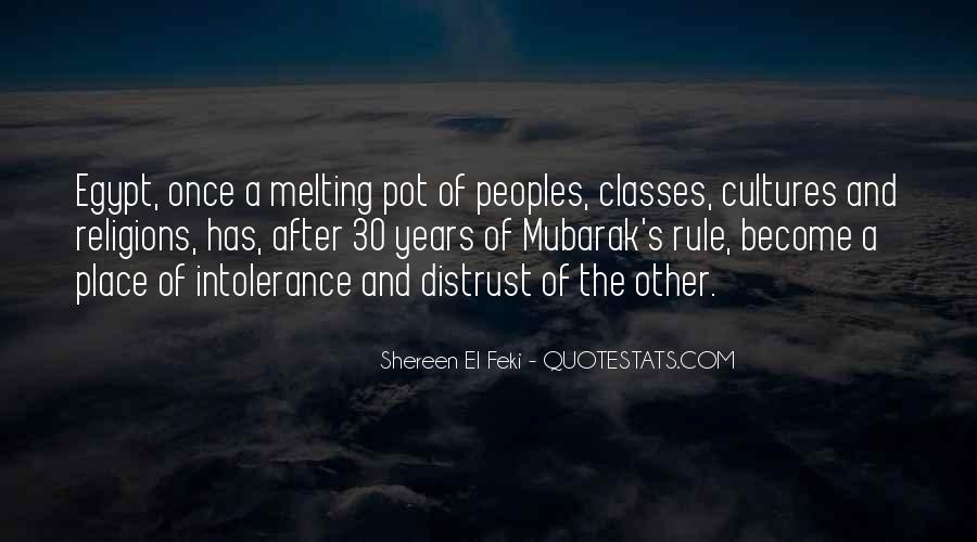 Quotes About Other Cultures #524075