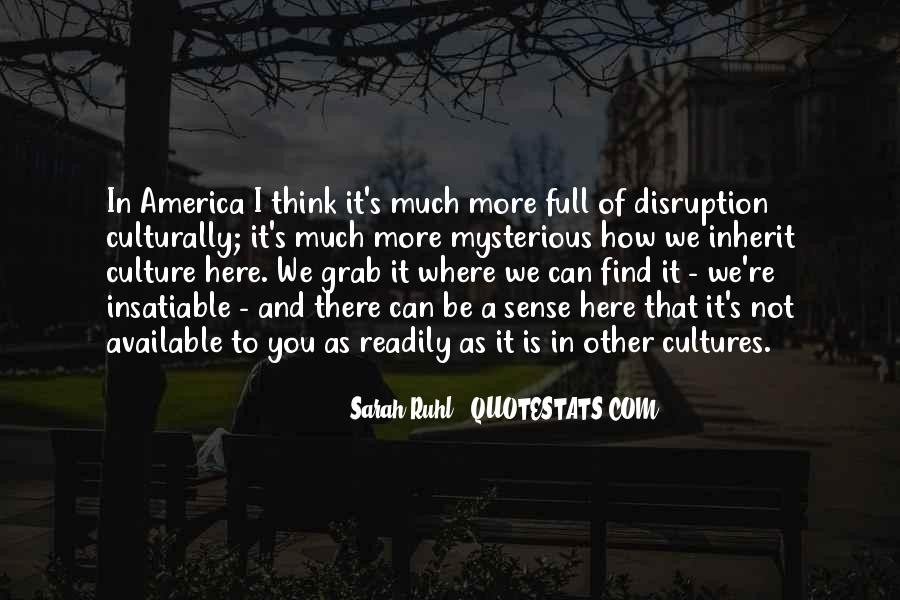 Quotes About Other Cultures #561535