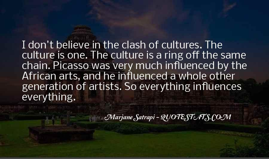 Quotes About Other Cultures #603297