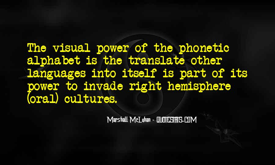 Quotes About Other Cultures #607812