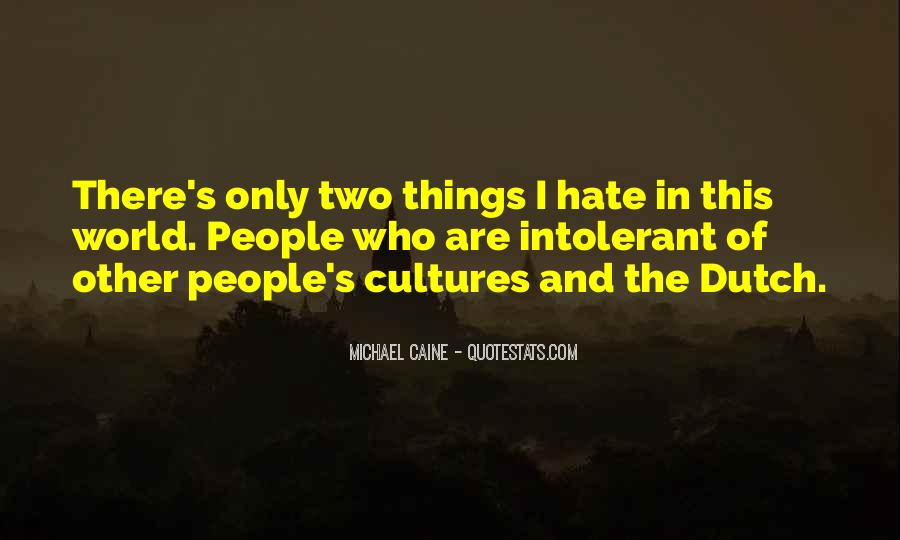 Quotes About Other Cultures #717520