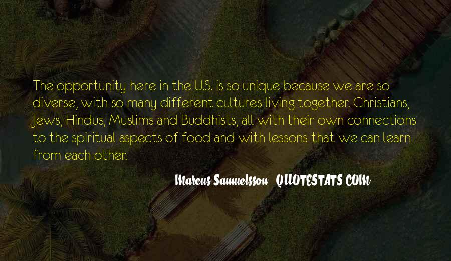 Quotes About Other Cultures #740766