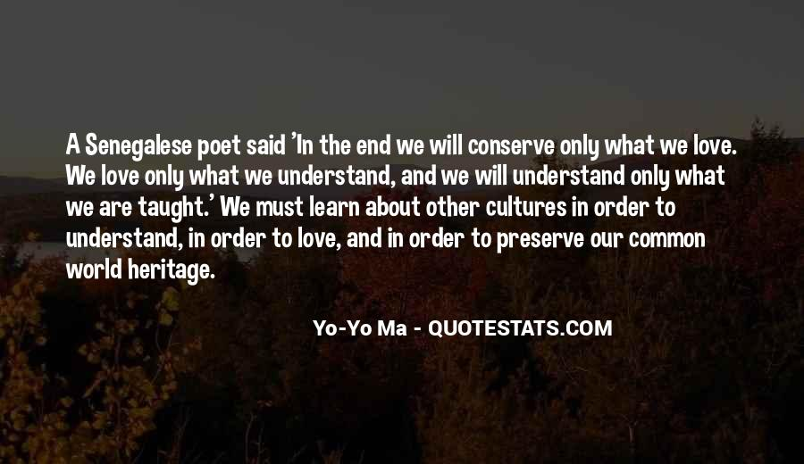 Quotes About Other Cultures #746619